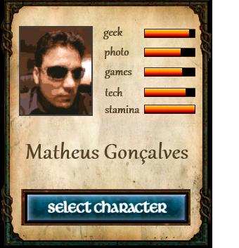 Profile Matheus Gonçalves
