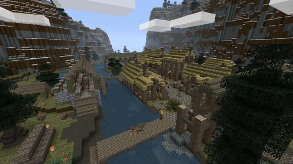MinecraftSkyrim05
