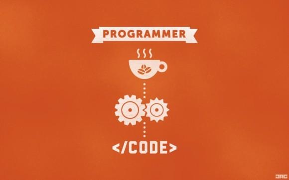Café gera código!