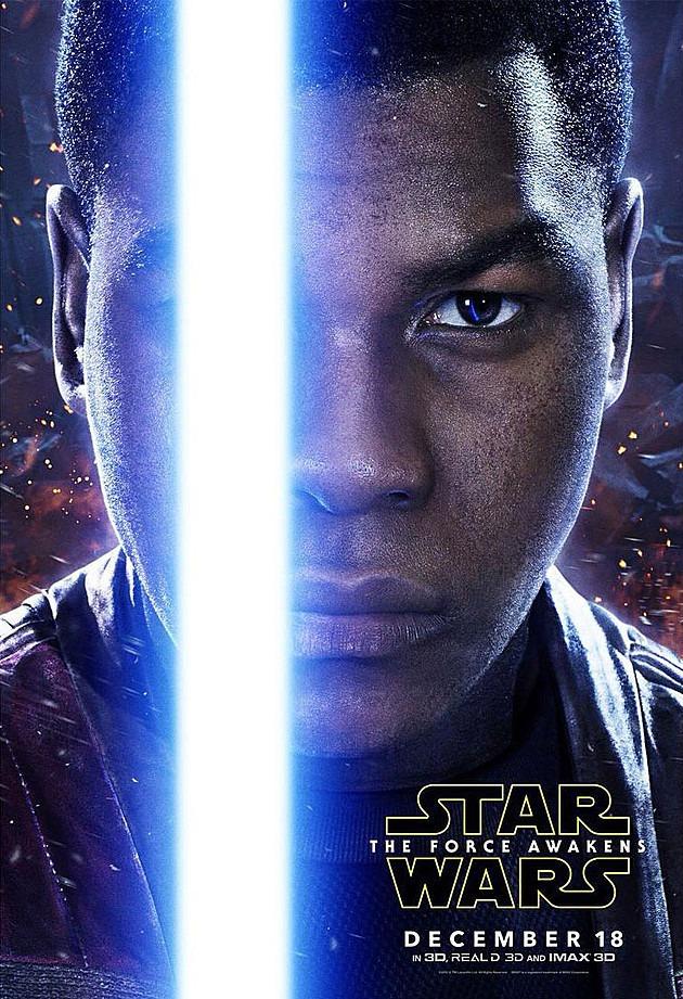 O Despertar da Força - Poster Finn