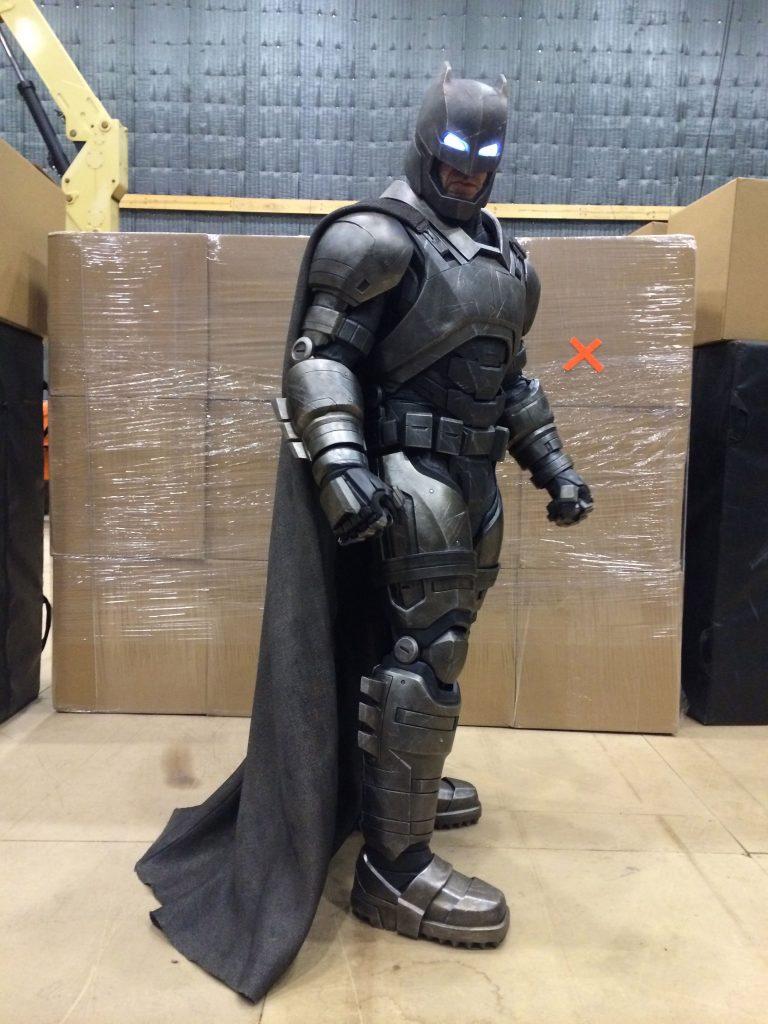 Bat-Armor-Model