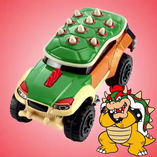 Bowser-hot-wheels