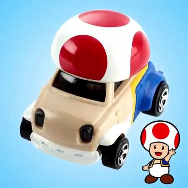 Toad-hot-wheels